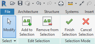 How to Create & Modify a Selection-BasedFilter
